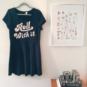 Roll With It Dress